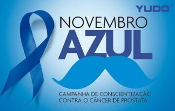 Novembro azul: Apoiamos esta causa!